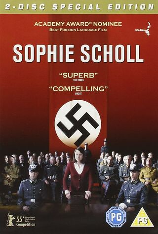 Sophie Scholl: The Final Days (2005) Main Poster