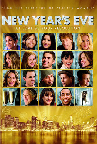 New Year's Eve (2011) Main Poster