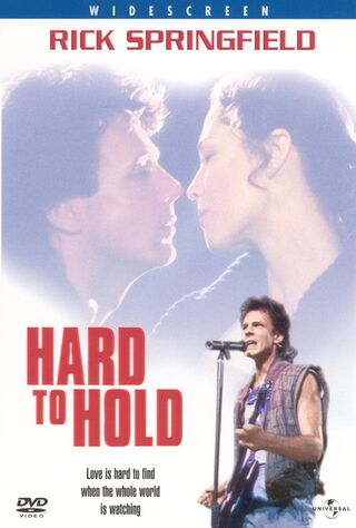 Hard To Hold (1984) Main Poster