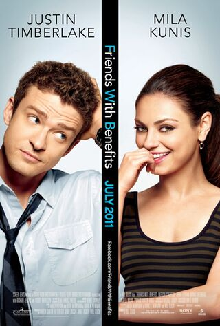 Friends With Benefits (2011) Main Poster