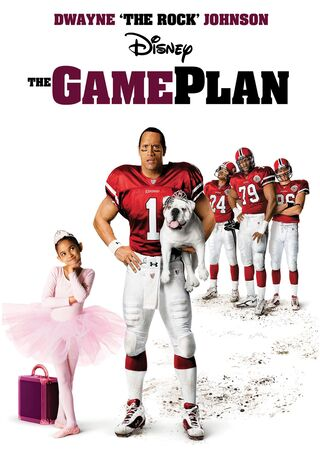 The Game Plan (2007) Main Poster
