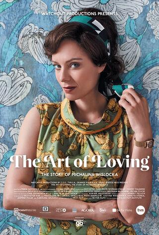 The Art Of Loving: Story Of Michalina Wislocka (2017) Main Poster