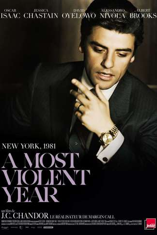 A Most Violent Year (2015) Poster #2