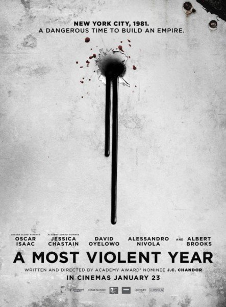 A Most Violent Year (2015) Poster #3