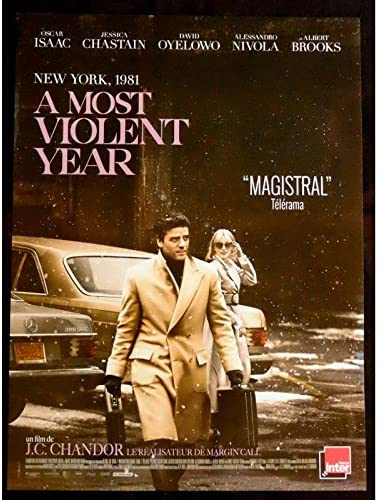 A Most Violent Year (2015) Poster #5