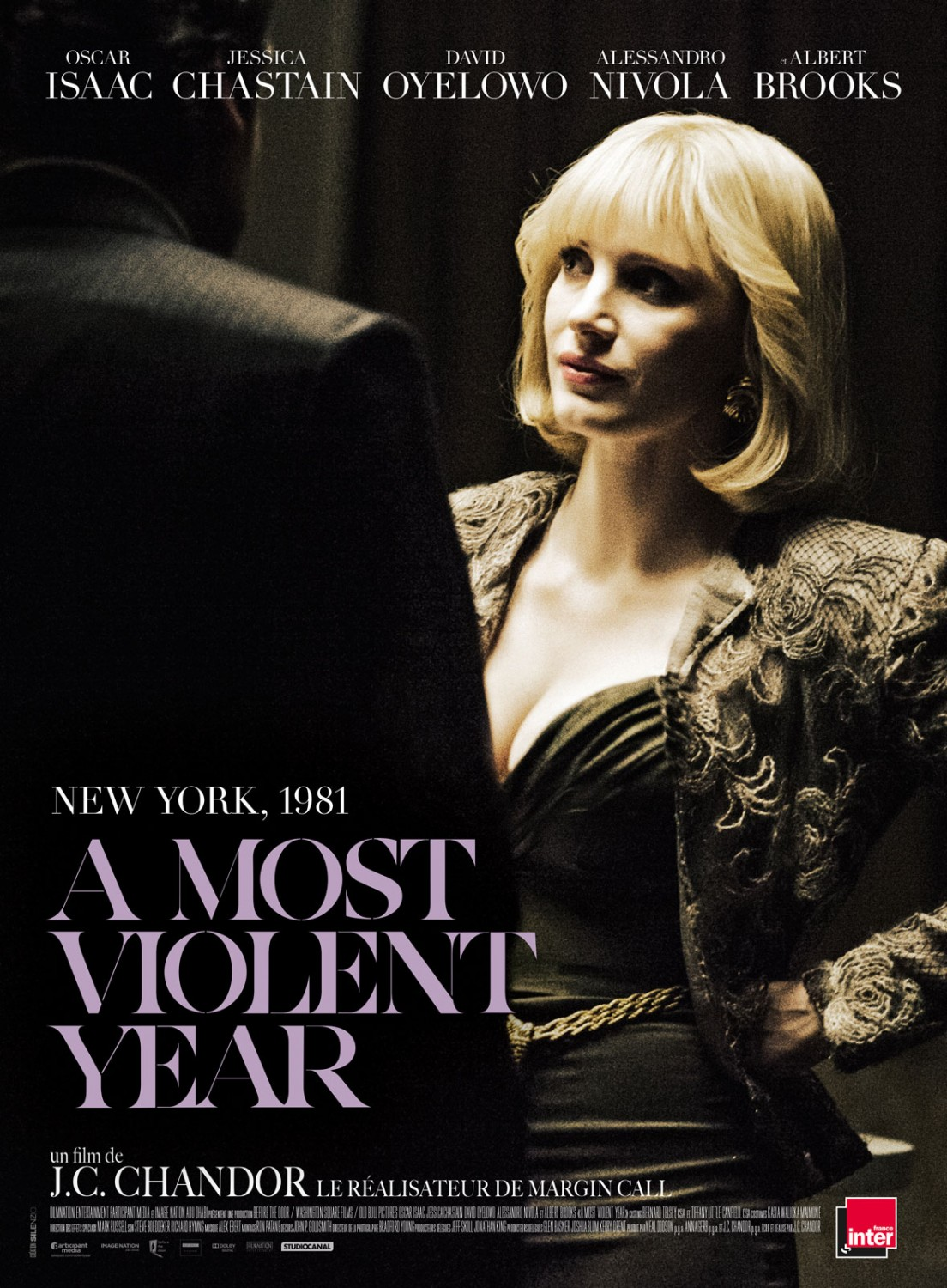 A Most Violent Year (2015) Poster #6