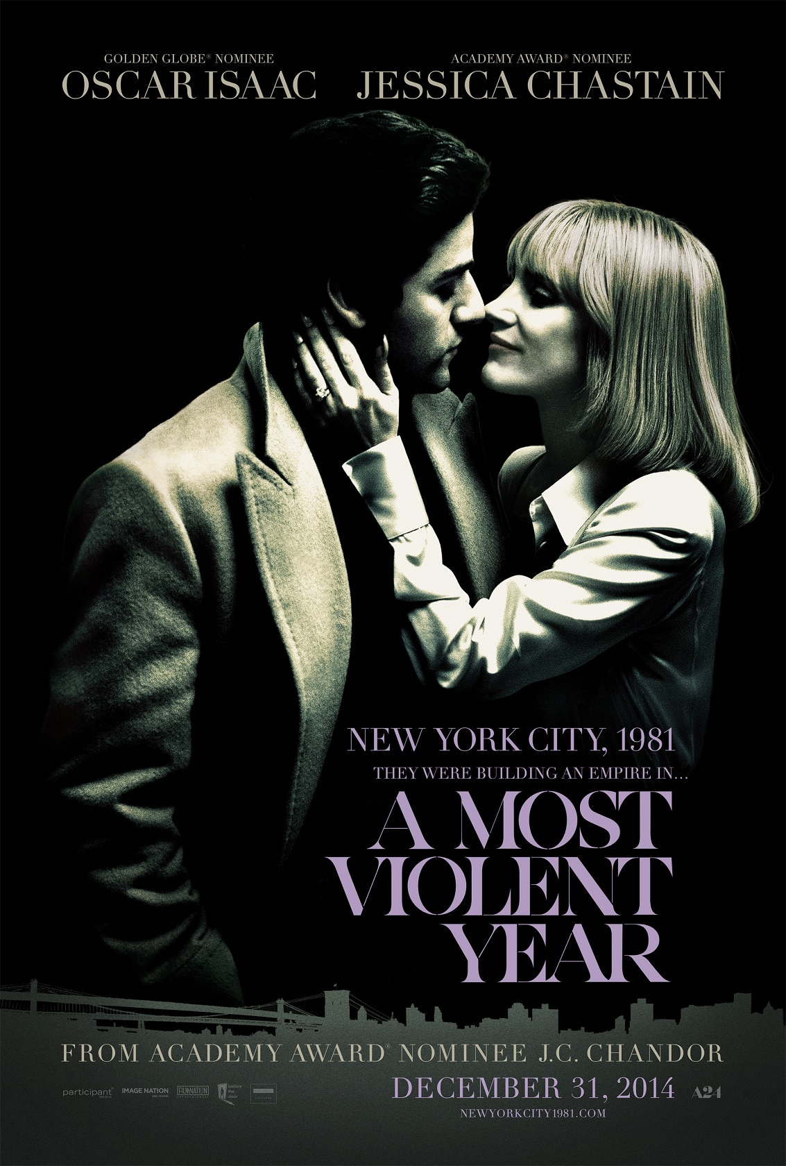 A Most Violent Year (2015) Poster #7