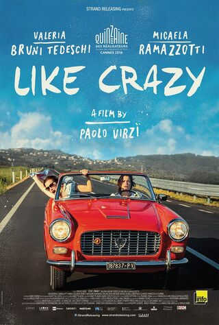 Like Crazy (2016) Main Poster