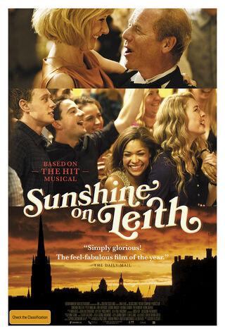 Sunshine On Leith (2013) Main Poster