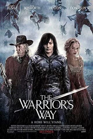 The Warrior's Way (2010) Main Poster