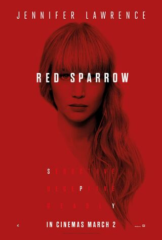 Red Sparrow (2018) Main Poster