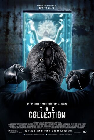 The Collection (2012) Main Poster