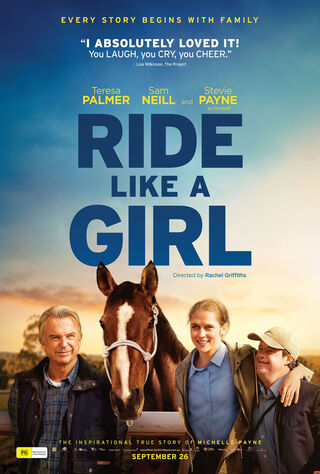 Ride Like A Girl (2020) Main Poster