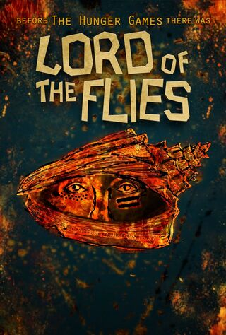 Lord Of The Flies (1990) Main Poster