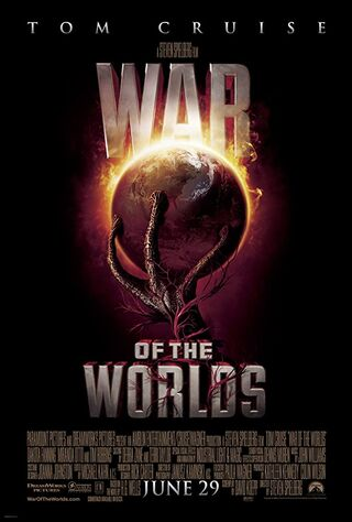 War of the Worlds (2005) Main Poster