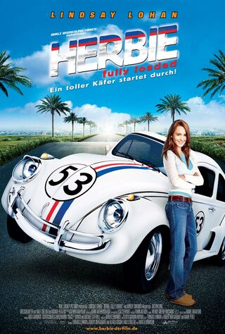 Herbie Fully Loaded (2005) Main Poster