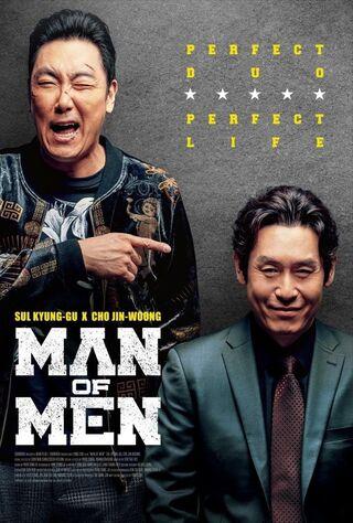 Man Of Men (2019) Main Poster