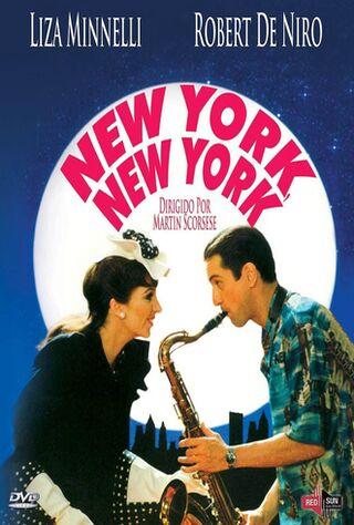 New York, New York (1977) Main Poster