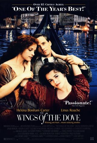 The Wings Of The Dove (1998) Main Poster