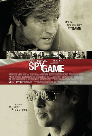Spy Game (2001) Main Poster