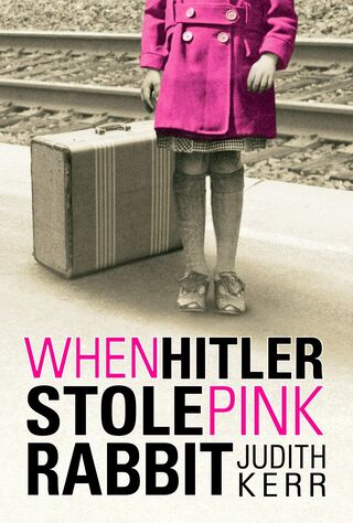 When Hitler Stole Pink Rabbit (2019) Main Poster