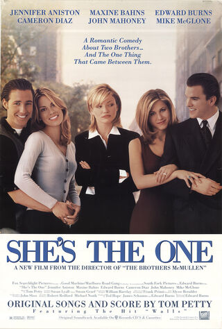She's The One (1996) Main Poster