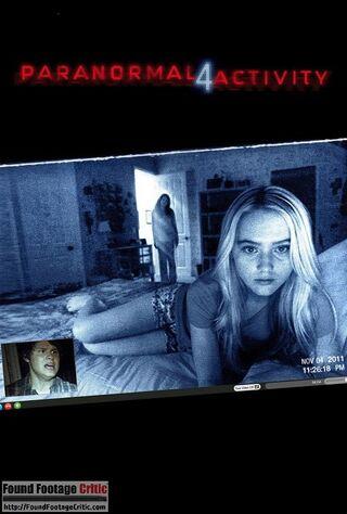 Paranormal Activity 4 (2012) Main Poster