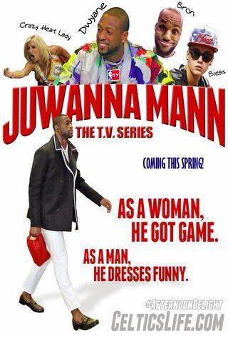 Juwanna Mann (2002) Main Poster