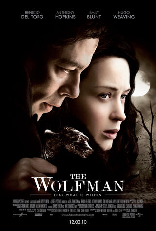 The Wolfman (2010) Main Poster