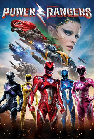 Power Rangers (2017) Main Poster