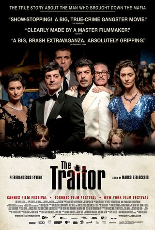 The Traitor (2020) Main Poster
