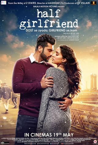 Half Girlfriend (2017) Main Poster