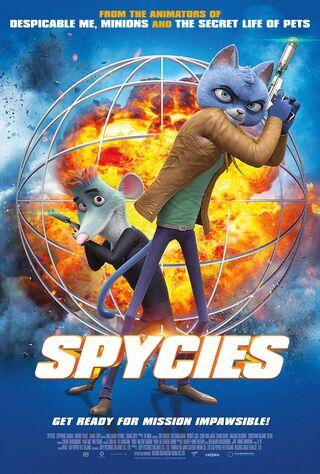 Spycies (2020) Main Poster