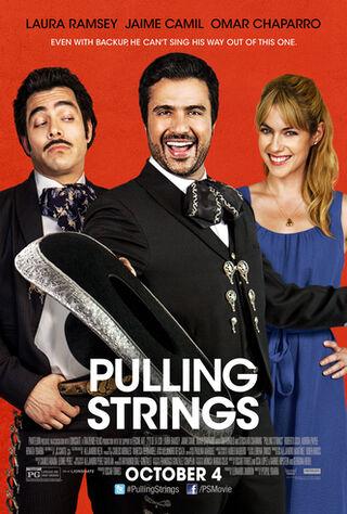 Pulling Strings (2013) Main Poster