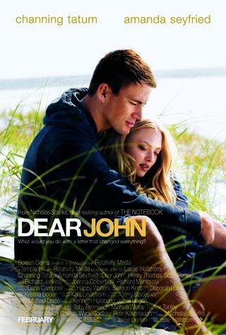 Dear John (2010) Main Poster
