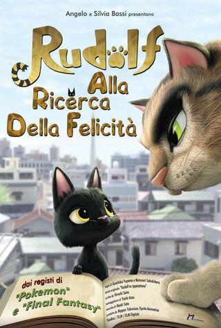 Rudolf The Black Cat (2016) Main Poster