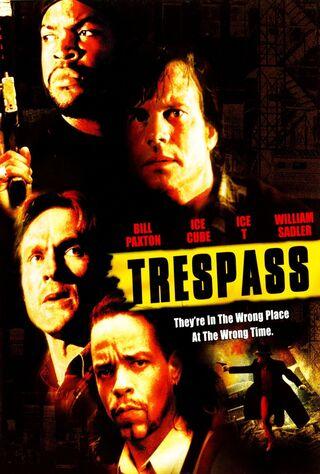 Trespass (1992) Main Poster