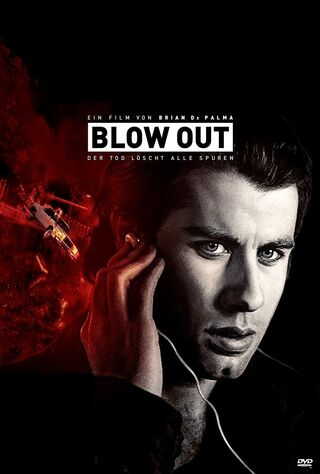 Blow Out (1981) Main Poster