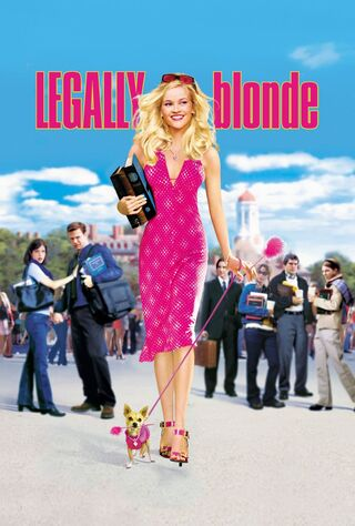 Legally Blonde (2001) Main Poster
