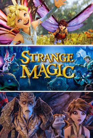 Strange Magic (2015) Main Poster