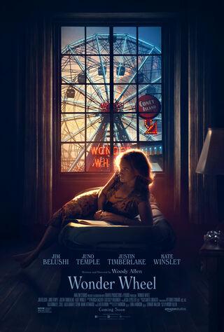 Wonder Wheel (2017) Main Poster