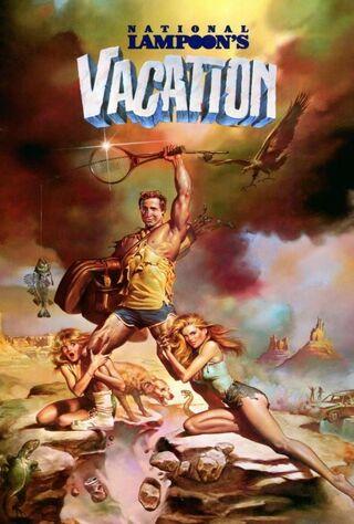 National Lampoon's Vacation (1983) Main Poster