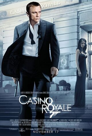 Casino Royale (2006) Main Poster