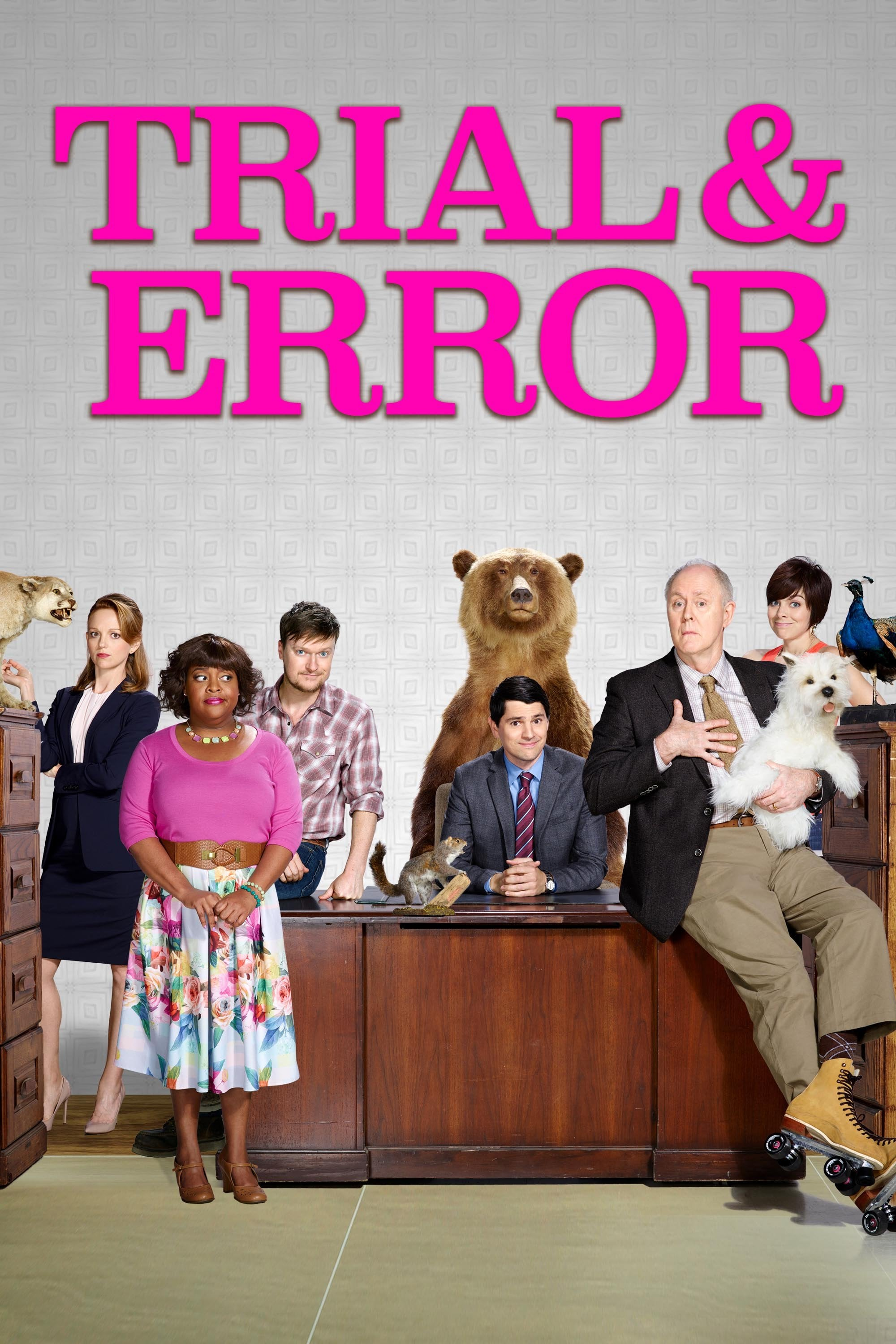 Trial And Error Main Poster