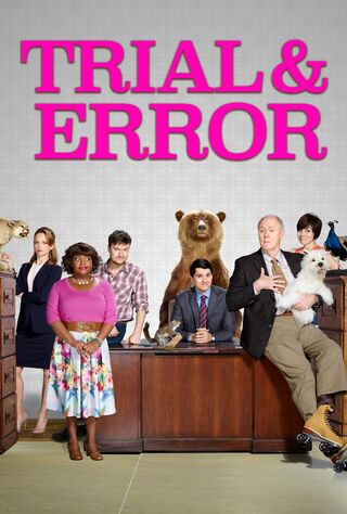 Trial And Error (1997) Main Poster