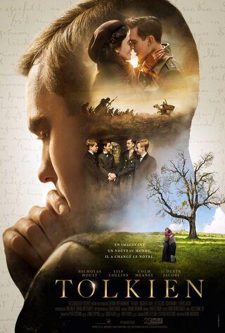 Tolkien (2019) Main Poster