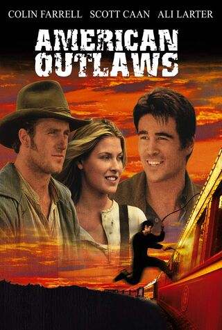 American Outlaws (2001) Main Poster