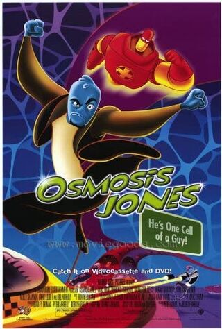 Osmosis Jones (2001) Main Poster