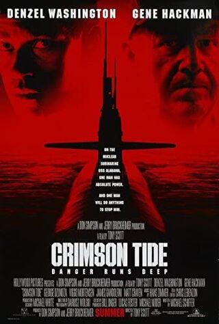 Crimson Tide (1995) Main Poster