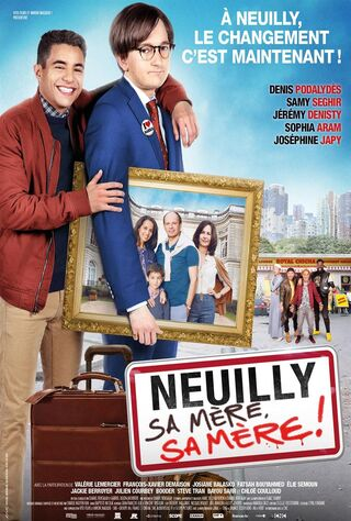 Neuilly Sa Mère, Sa Mère! (2018) Main Poster
